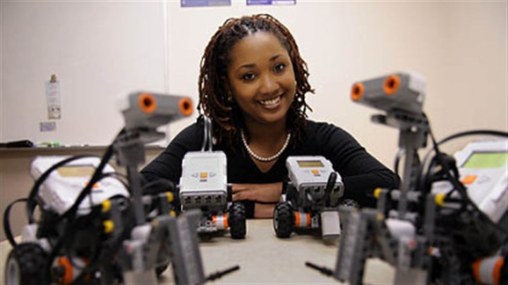 who likes black women engineers