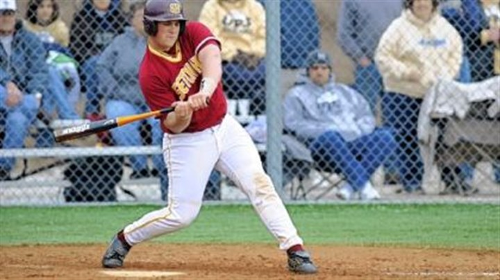Trettel Pat Trettel, a North Allegheny High School graduate, slugged 15 home runs this season for Seton Hill University.