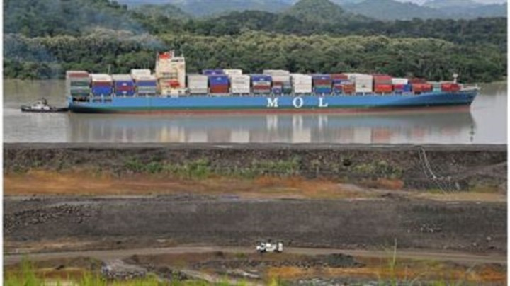 competition of ports with the panama canal The panama canal's expansion: new options for trade  into most ports potential effects of the panama canal expansion  canal expansion is complete, competition.