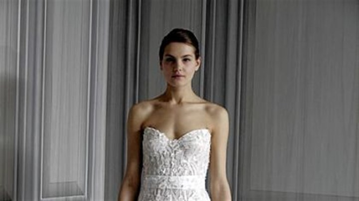 Vintage Wedding Dresses Pittsburgh: Lhuillier Gown Chosen By Ben Roethlisberger's Bride