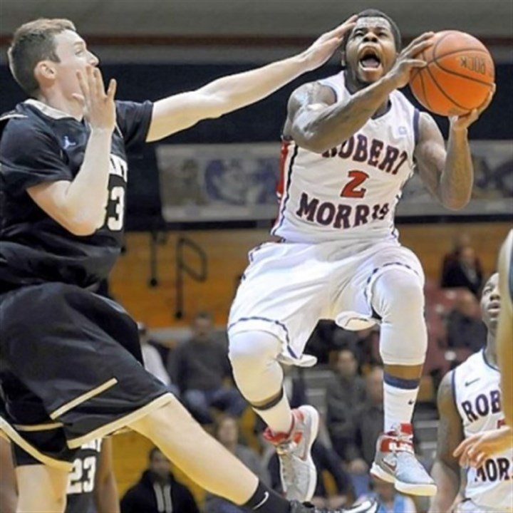 VeltonJones The injury status of Robert Morris point guard Velton Jones continues to be in question.