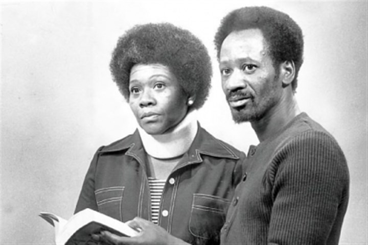Vernell Lillie and the late Rob Penny Vernell Lillie and the late Rob Penny in a 1975 photo shortly after they founded the Kuntu Repertory Theatre.