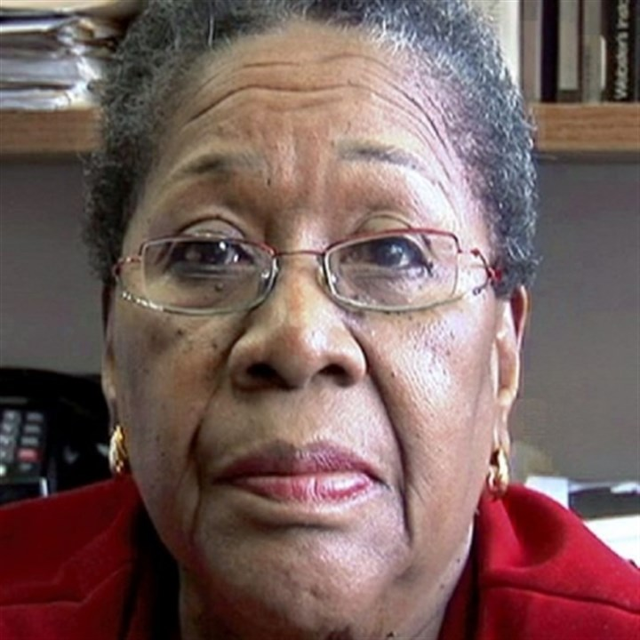 "Vernell Lillie Vernell Lillie, in a 2008 photo: ""Black theater in Pittsburgh will be fine."""