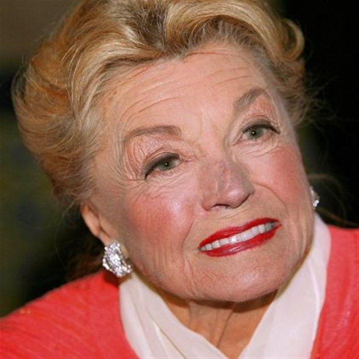 Williams 2008 Esther Williams on April 9, 2008 in Hollywood, Calif.