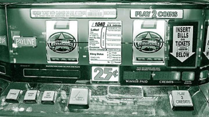 Gambling irs reporting