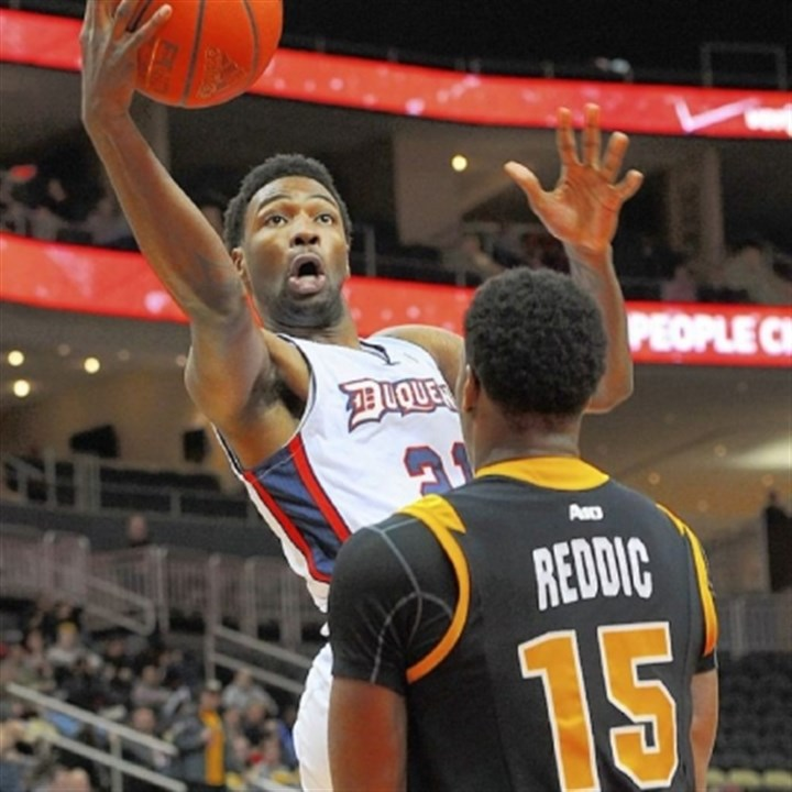 winters Freshman forward Quevyn Winters is the most notable of the Duquesne basketball transfers.