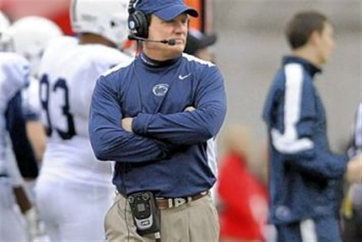 Tom Bradley Former longtime Penn State assistant coach Tom Bradley is back on a college football staff.