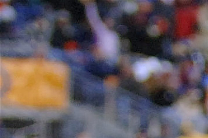 Ben Roethlisberger For every Steelers moment of joy in the playoffs, there has been an equal measure of disappointment. The Steelers and Broncos are 3-3 against each other in the postseason. Here, Ben Roethlisberger celebrates a game-clinching 4-yard touchdown run in the 2005 AFC championship game in Denver