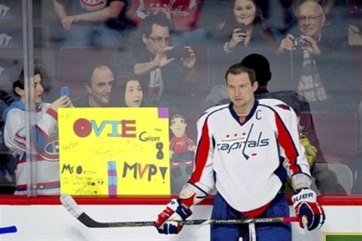 Alex Ovechkin has become Alex Ovechkin again Alex Ovechkin