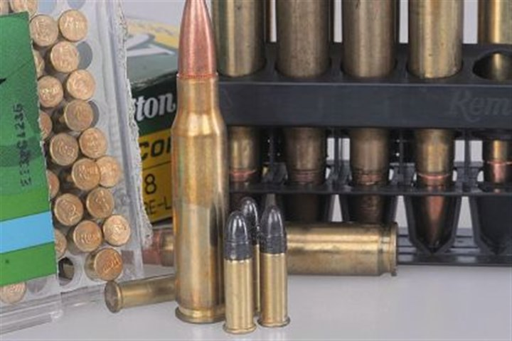 ammunition is hard to find Ammunition stores are recovering from an ammunition shortage in the past year.