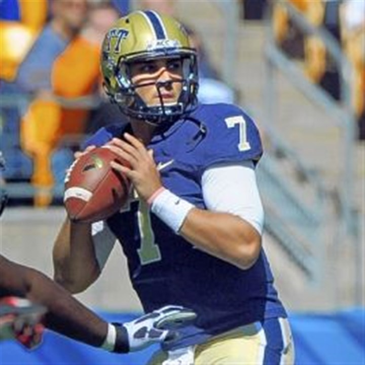 savage1102 Pitt quarterback Tom Savage will have to try to take advantage of a stingy Georgia Tech defense through the air.
