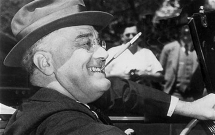 how franklin delano roosevelt handled the great depression in the us A biography published by the miller center at the university of virginia concludes, faced with the great depression and world war ii, franklin d roosevelt guided america through its greatest.