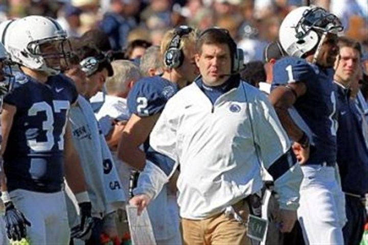 Jay Paterno Jay Paterno and Bill Kenney were not retained as assistant coaches by Penn State coach Bill O'Brien in January 2012.