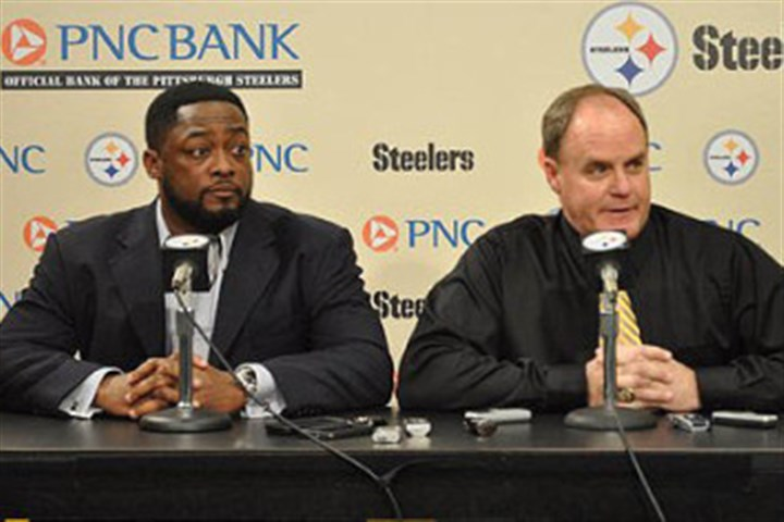 Mike Tomlin and Kevin Colbert Steelers coach Mike Tomlin and general manager Kevin Colbert both signed contract extensions in 2015 and could sign new ones this offseason.