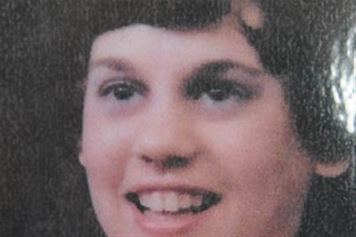 Walsh Monaca cold case homicide Catherine Janet Walsh, of Monaca, was 23 when she was found dead in 1979.