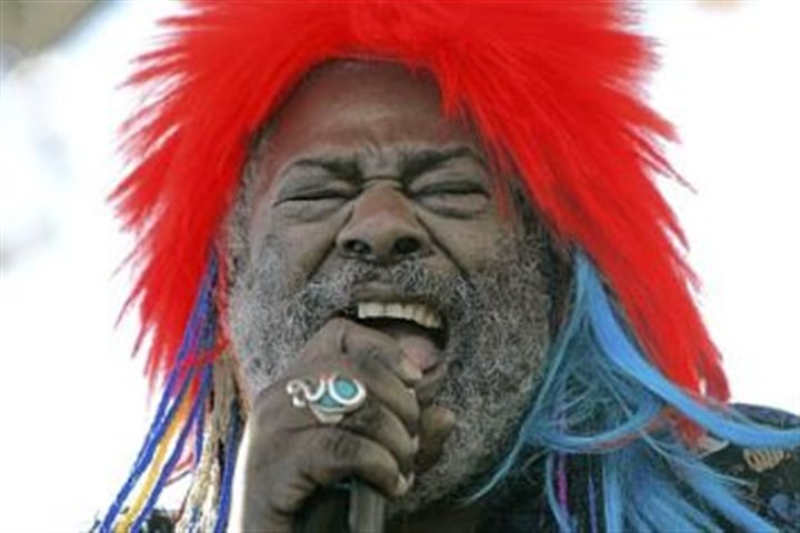 George Clinton George Clinton.