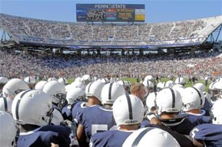 Penn State football team gathers Finding ways to use Beaver Stadium beyond a handful of times per year could be part of the revenue stream that Penn State will need to help support these improvement projects.