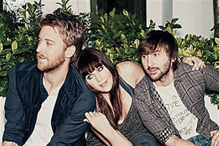 Lady Antebellum Country-pop trio Lady Antebellum is returning to the First Niagara Pavilion.