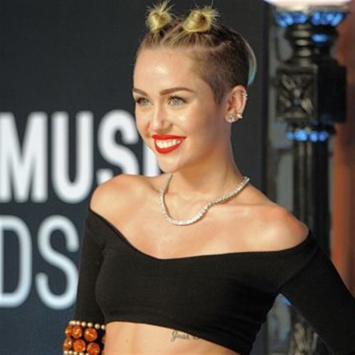 Miley Cyrus Miley Cyrus is making no apologies for her controversial behavior at Sunday's MTV Europe Music Awards in Amsterdam.