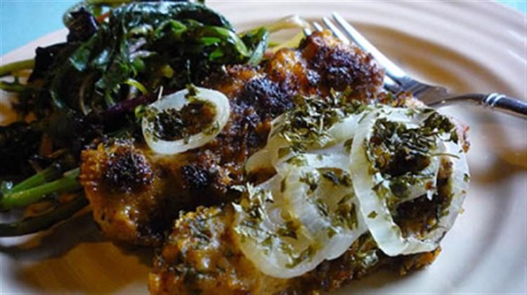 city chicken recipe with gravy