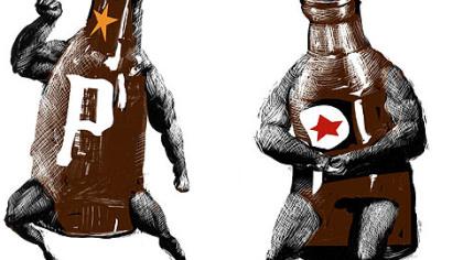 Beer week battle