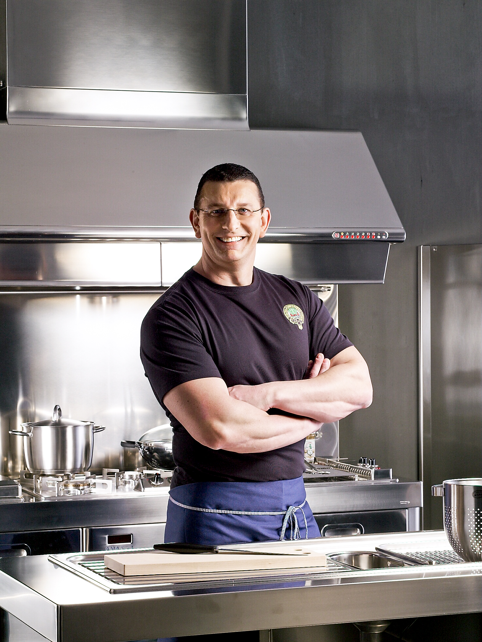 Chef Robert Irvine Chef Robert Irvine will be at Palace Theatre in Greensburg on Nov. 9.