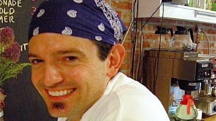 Chris Jackson Chris Jackson, formerly of Six Penn Kitchen, at his new Brooklyn cafe, Ted and Honey. Ted is Jackson's childhood nickname and Honey refers to his sister, Michelle.