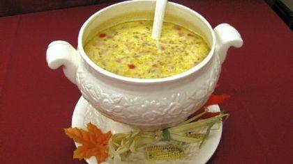 """Colorful Corn Chowder"""