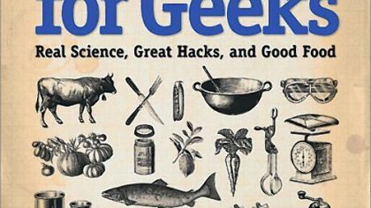 """""""Cooking for Geeks,"""" by Jeff Potter"""