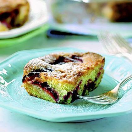 Elenore's Plum Cake Elenore's Plum Cake