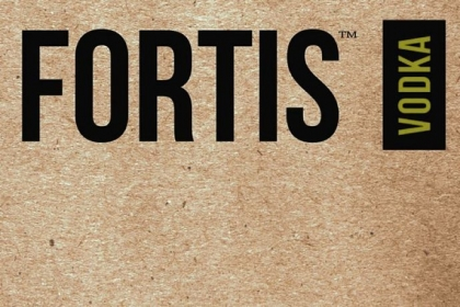 Fortis Vodka Fortis Vodka from Midnight Madness Distilling, launched by three CMU students