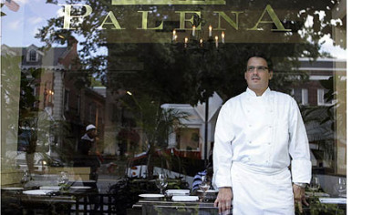 Frank Ruta Frank Ruta is a McKeesport native and former White House chef who now runs Palena, a restaurant in Washington, D.C. He was the co-recipient of The James Beard Association's Best Chef award for the Mid-Atlantic region in 2007.
