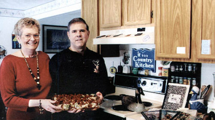 "Gale and Steve Loder Gale and Steve Loder wrote ""Quality Venison: Homemade Recipes & Homespun Deer Tales."""