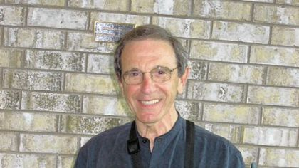 "Joe Lagnese Joe Lagnese, local author of ""Cookin': Recollections and Recipes of Joe Lagnese."""