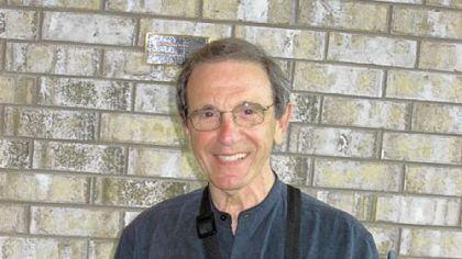 "Joe Lagnese Joe Lagnese, local author of ""Cookin': Recollections and Recipes of Joe Lagnese."""