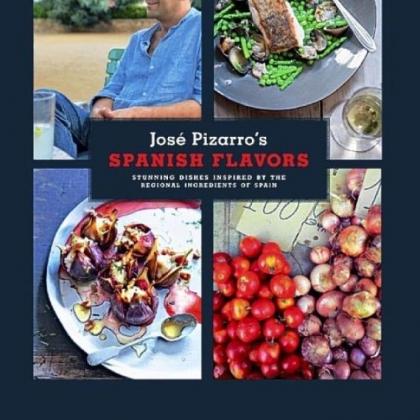 'Jose Pizarro's Spanish Flavors'