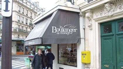 Le Boulanger de Monge in Paris