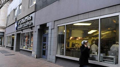 Le Cordon Bleu Institute of Culinary Arts Le Cordon Bleu Institute of Culinary Arts, Downtown, will close next year.