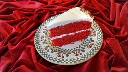 Marlene's Red Velvet Cake Marlene's Red Velvet Cake.