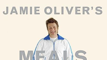 'Meals in Minutes' by Jamie Oliver