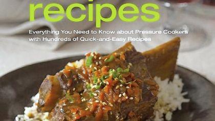 """Miss Vickie's Big Book of Pressure Cooker Recipes"" ""Miss Vickie's Big Book of Pressure Cooker Recipes"""