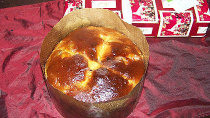Panettone Now that's a panettone.