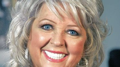 Paula Deen Paula Deen -- She's cut out sweet tea, watches portion sizes and is walking more.