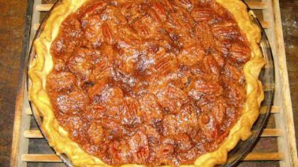 Pecan pie Crispy Pecan Pie.