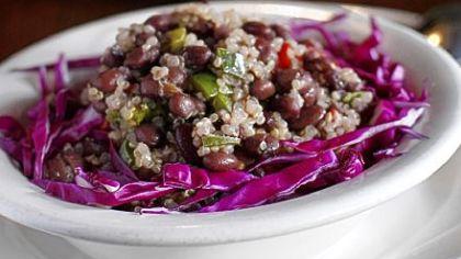 Quinoa dish A quinoa dish at Lucky 13, a restaurant in South Philadelphia.