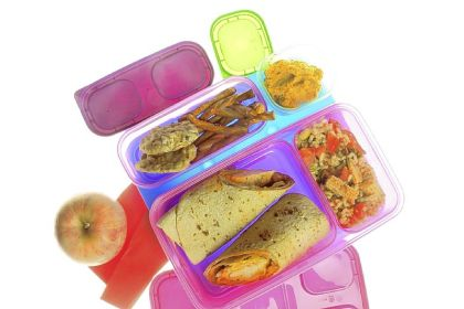 School lunches Fresh recipes for school lunches.