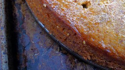 Semolina Cake with Honey and Pistachio Semolina Cake with Honey and Pistachio