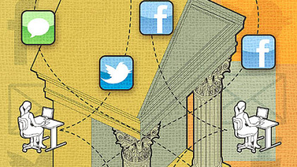 Social media and historians Employers need to consider social media policies, but there is no one-size fits all solution, experts say.