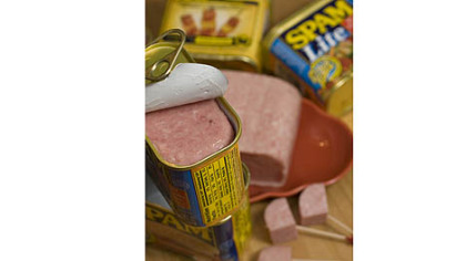 SPAM The Washington County Fair will once again host a cooking contest that doubles as a semifinal for the Great American SPAM Championship. This year's competition is extra special, as SPAM celebrates its 75th birthday.