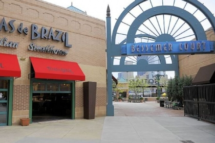 Texas de Brazil Texas de Brazil, featuring Brazilian sausage and picanha, is scheduled to open Wednesday in Station Square.
